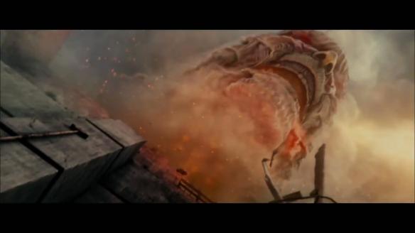 进击的巨人 真人版电影暑期上映 第二波宣传图片抢先看图片